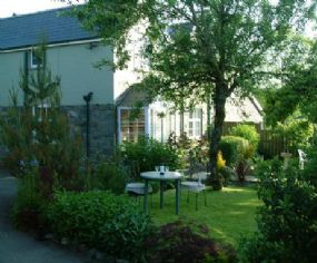 Orchard House Pet Friendly holiday Llandrindod Wells Powys